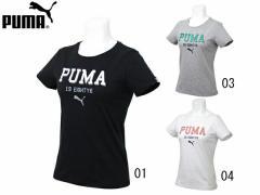プーマ:【レディース】CD SS Tee【PUMA スポーツ フィットネス 半袖 Tシャツ アウトレット セール】