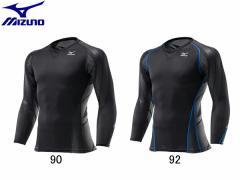 ミズノ:【メンズ】BG7000T バイオギアシャツ【MIZUNO ランニング アンダーシャツ インナー】