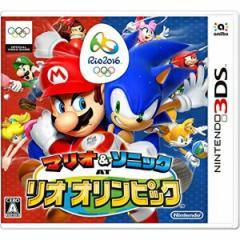 ニンテンドー/3DSソフト/マリオ&ソニックATリオオリンピック (TM) /CTR-P-BGXJ