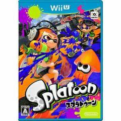 ニンテンドー/Wii Uソフト/Splatoon(スプラトゥーン)/WUP-P-AGMJ