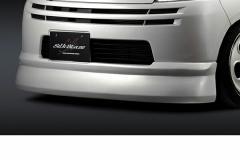 SilkBlaze シルクブレイズ エアロMRワゴン後期(MF21S)フロントスポイラー(塗装済み)