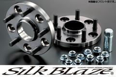 SilkBlaze シルクブレイズハブリング付ワイドトレッドスペーサーP.C.D.114.3 [5H] 16mm (P1.5)【20系アルファード/ヴェルファイア】[前期