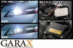 GARAX ギャラクス 【50系エスティマ1型/2型/3型】 HIDチューニングバラストキット [D4型]
