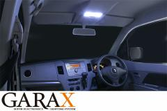 GARAX ギャラクス 【MH21/22/23 ワゴンR】 LEDルームランプ3Pセット (SuperShine)