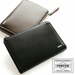 ポイント10倍 吉田カバン ポーター シーン PORTER SHEEN 二つ折り財布 110-02970
