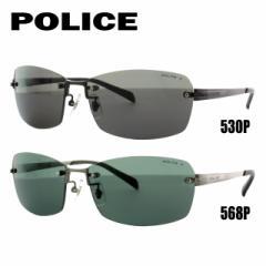 【2016年新作】【国内正規品】ポリス サングラス POLICE SPL269J 530P/568P 60 偏光レンズ アジアンフィット メンズ アイウェア