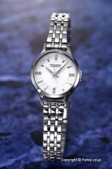 キャサリンハムネット 腕時計 レディース KH70G1-B14 ENGLISH SLICK シルバーホワイト