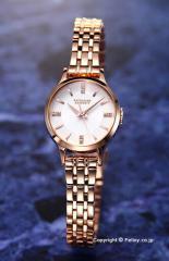 キャサリンハムネット 腕時計 レディース KH77G1-B14 ENGLISH SLICK シルバーホワイト