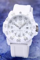 ルミノックス LUMINOX メンズ腕時計 ネービーシールズ ホワイトアウト 3057WO