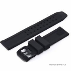 LUMINOX ルミノックス 腕時計 純正交換バンド FP.3050.20.BPL(ブラック尾錠)