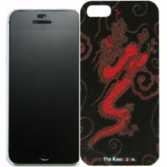 トラック男の【the Kinkazan】 iPhone5/5S ケース(昇竜/ブラック)