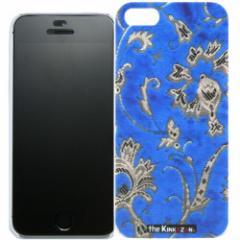 トラック男の【the Kinkazan】 iPhone5/5S ケース(モンブラン/ブルー)