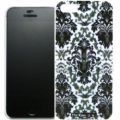 トラック男の【the Kinkazan】 iPhone5/5S ケース(王朝/ホワイトブラック)