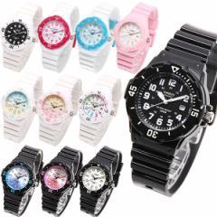 チープカシオ 腕時計 レディース カシオ CASIO チプカシ アナログウォッチ プチプラ LRW-200H 【メール便で送料無料】