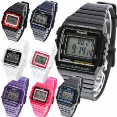 腕時計 メンズ カシオ チープカシオ チプカシ デジタルウォッチ 時計 人気 ブランド レディース プチプラ W-215H【メール便で送料無料】