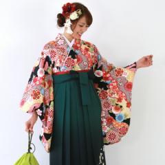卒業式 袴 レンタル 女 袴セット 2尺袖着物&袴 ...