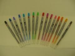三菱鉛筆 スタイルフィット ゲルインクボールペン リフィル 0.28 (ユニボールシグノ)(16色 ブラック レッド ブルー グリーン