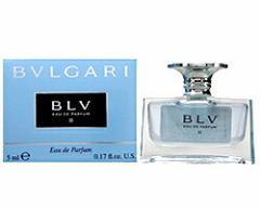 ブルガリ BVLGARI   ブルー オードパルファム II EDP BT 5ml 【ミニ香水 ミニボトル】【香水】