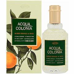 【4711】アクアコロニア ブラッドオレンジ&バジル EDC SP 50ml