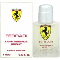 【フェラーリ】  ライトエッセンス ブライト  EDT BT 4ml 【ミニ香水 ミニボトル】