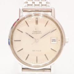 時計 オメガ デビル オートマチック メンズ 腕時計【中古】