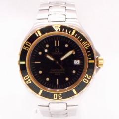 時計 オメガ シーマスター プロフェッショナル 200M メンズ 腕時計 クォーツ【中古】