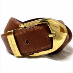 ルイヴィトン Louis Vuitton タイガ レディース ベルト 85.34 最大69cm 小物【中古】