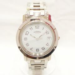 時計 エルメス Hermes クリッパー CL6.710 メンズ クォーツ 腕時計【中古】