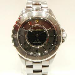 時計 シャネル CHANEL J12 クロマティック 41mm H2934 メンズ 腕時計【中古】