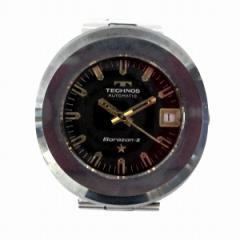 時計 テクノス Borazon‐II 自動巻き メンズ腕時計【中古】
