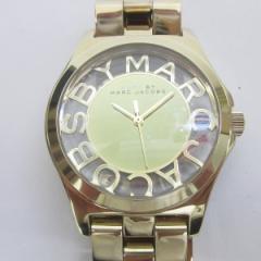 時計 マークバイマークジェイコブス MARCBYMARCJACOBS MBM3206 レディース腕時計【中古】