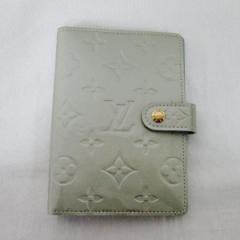 ルイヴィトン Louis Vuitton ヴェルニ アジェンダPM 手帳カバー 小物【中古】