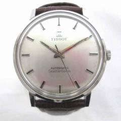 時計 ティソ TISSOT SeastarSeven メンズ腕時計 自動巻【中古】