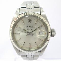 時計 ロレックス DATE 6917 1974年頃製造【中古】
