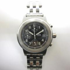 時計 オリス クロノグラフ 674 7511 メンズ時計【中古】