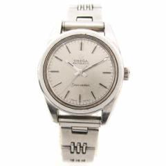 時計 オメガ シーマスター 自動巻き レディース 腕時計【中古】