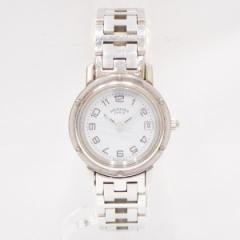 時計 エルメス Hermes クリッパー レディース 腕時計 CL4.210 クォーツ【中古】
