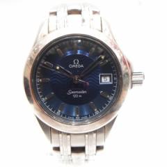 時計 オメガ シーマスター 120m レディース 2581.81【中古】