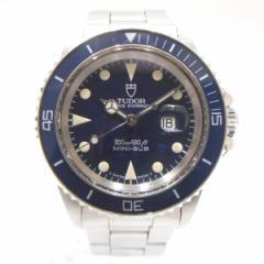 時計 チュードル ミニサブ メンズ 腕時計 73090【中古】