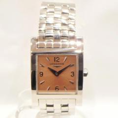 ロンジンドルチェビータレディース腕時計クォーツL5.166.4【中古】