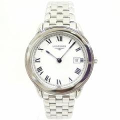 時計 ロンジン フラッグシップ L4.736.4 クオーツ 腕時計【中古】