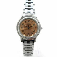 時計 エルメス Hermes 時計 Hermes クリッパー レディース CL4.210【中古】