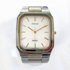時計 セイコー ドルチェ 8N41‐5140 クォーツ 腕時計【中古】
