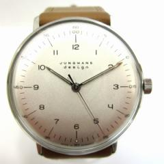 時計 ユンハンス マックスビル バウハウス 手巻き時計【中古】
