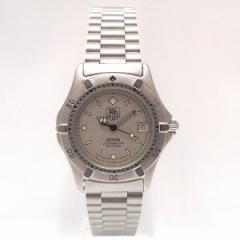 時計 タグホイヤー プロフェッショナル 2000 ボーイズ 962 213 シルバー【中古】