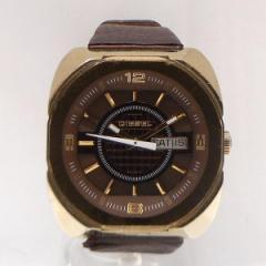 時計 ディーゼル レディース腕時計 DZ-5120 ゴールド系【中古】