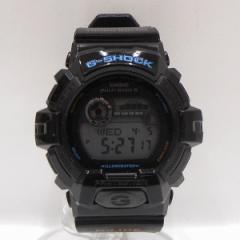 時計 カシオ G-SHOCK メンズ 腕時計 ブラック GWX-8900【中古】