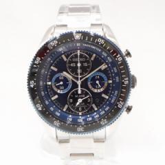 時計 セイコー プロスペック スピードマスター クロノ メンズ 腕時計 V174【中古】