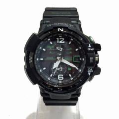 時計 CASIO カシオ G-SHOCK Gショック GW-A1100-1A3JF 未使用品 ブラック【中古】