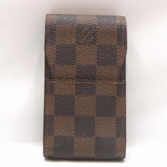 ルイヴィトン Louis Vuitton ダミエ エテュイ.シガレット タバコケース N63024 小物【中古】